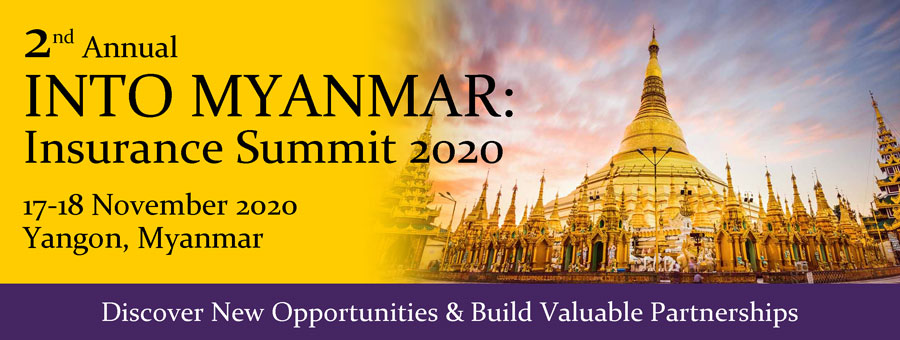 Into Myanmar Insurance Summit 2020